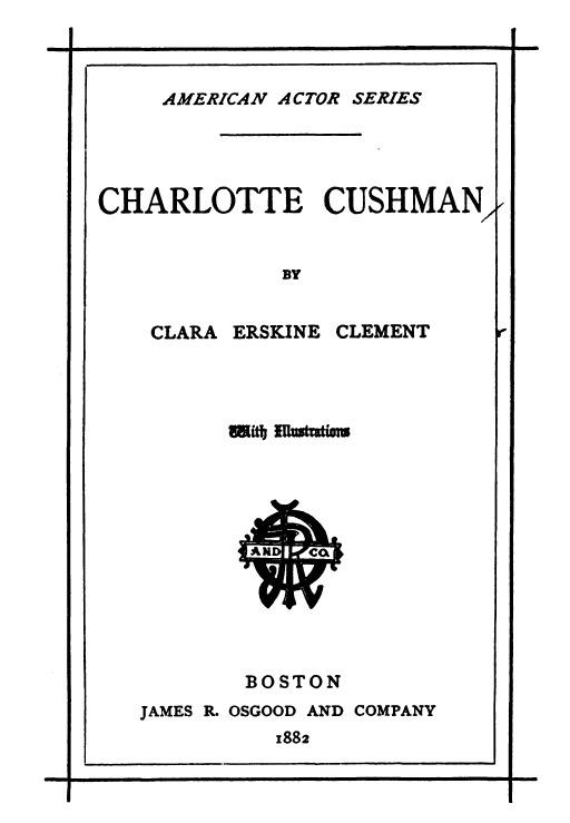 Cushman Actor Series.png