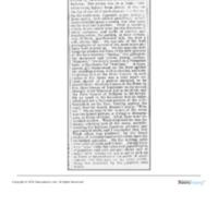 """Art and Artists,"" <em>Boston Evening Transcript</em>, May 22, 1876"