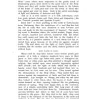 """Frances Albert Doughty's """"Noted Bachelors and Spinsters,"""" <em>Catholic World</em>, Aug 1898"""