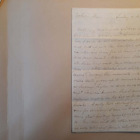 Letter from Anne Brewster to Mary Howell, Dec 4, 1864