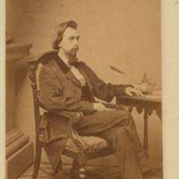 John G. Nicolay, Lincoln's Secretary