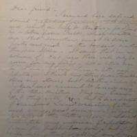Letter from Grace Greenwood to John G. Whittier, Sept 9, 1849