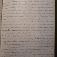 Anne Brewster Diary Entry, Nov 7, 1868