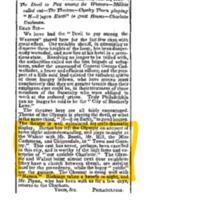 <em>The New York Herald</em>, Jan 15, 1843
