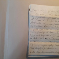 Letter from Anne Brewster to Mary Howell, June 27-29, 1863