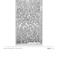 1871. Daily Journal of Commerce. Females at Rome.pdf