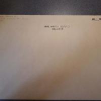 Letter from Harriet Hosmer to Anne Brewster, n.d.